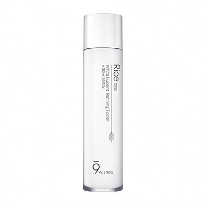 [9wishes] 72%de arroz Blanco luminoso tónico 150ml