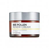 [Missha] Bee Pollen Renew Crema
