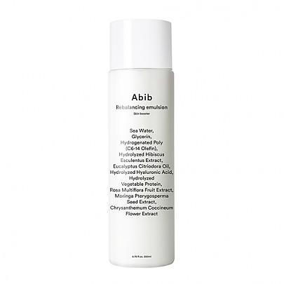 [Abib] Rebalancing Emulsion Skin Booster 200ml