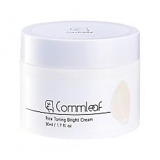 [Commleaf] Rice Toning Crema aclarante 50ml