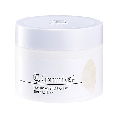[Commleaf] Rice Toning Crema aclarante 50ml