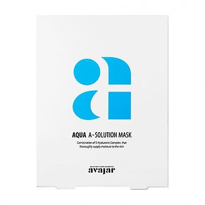 [Avajar] Aqua A-Solution mascarilla 10hojas