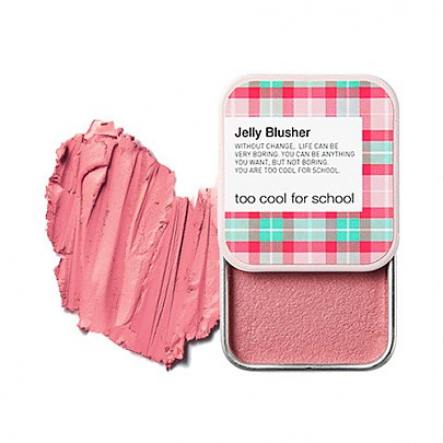 [Too Cool For School] Check Jelly Blusher #06 (Rose Moose)