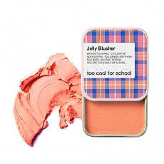 [Too Cool For School] Check Jelly Rubor #02 (Apricot Sherbet)