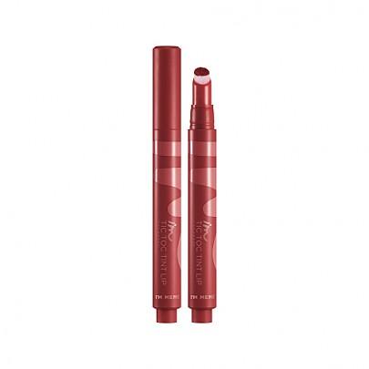 [MEMEBOX] I'M MEME Tic Toc tinte labial Lip Cashmere #010 (Crimson Cloud)