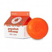 [Daily Skin] Grapefruit Milk Jabón