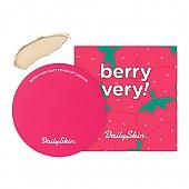 [Daily Skin] Berry Very Matt Cover Up Cushion #21 (Berry Light)