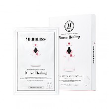 [Merbliss] Nurse Healing Gauze Seal Mascarilla 5hojas