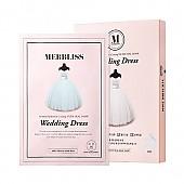 [Merbliss] Wedding Dress Nude Seal Mascarilla 5hojas
