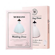 [Merbliss] Wedding Dress Nude Seal Mascarilla 5hojas