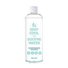 [Keep Cool] Soothe Phyto Green Shower Desmaquillante en agua  100ml