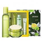 [Goodal]  Green Tangerine Honey Moist Skin Care Set