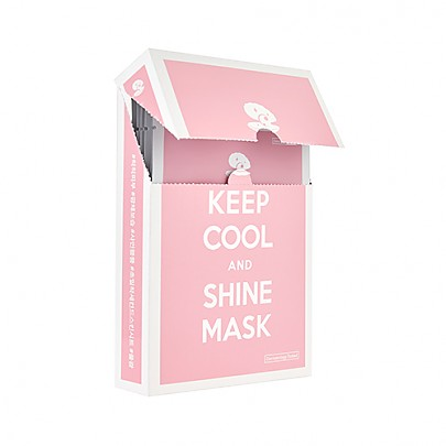 [KEEP COOL] Shine Intensive Brightening Mask 10ea