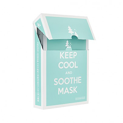 [KEEP COOL] Soothe Intensive Calming Mask 10ea