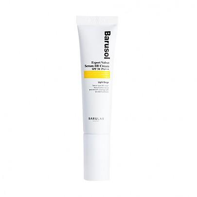 [Barulab] Barusol Expert Velvet Serum BB Cream #Light Beige