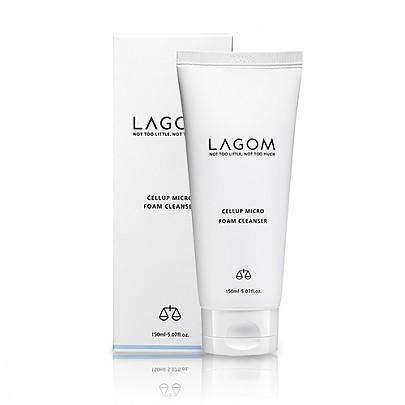 [Lagom] Cellup Micro Foam Cleanser 150ml