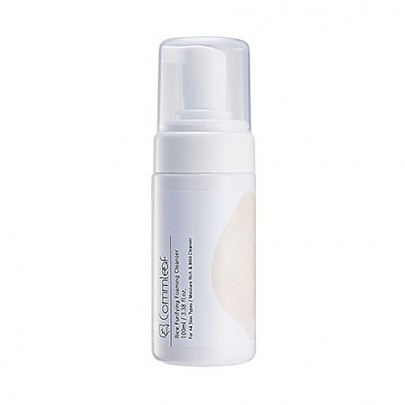[Commleaf] Rice Purifying Foaming Cleanser 100ml