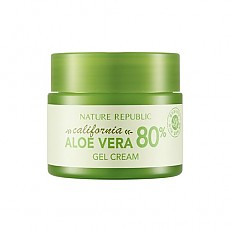 [Nature Republic] California Aloevera 80% Gel Cream