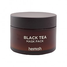 [Heimish] Black Tea mascarilla Pack