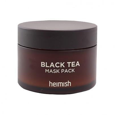 [Heimish] Black Tea mascarilla Pack