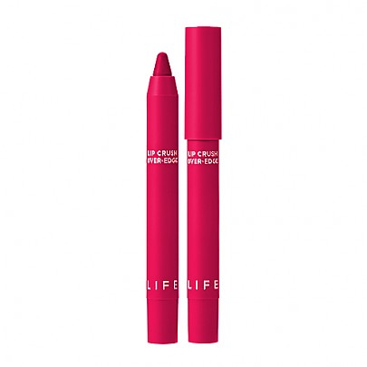 [It's Skin] Life Color Lip Crush Over-Edge #06 (Not Normal)