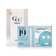 [CP-1] Esthetic Formula CO2 Carbonic mascarilla 1hoja