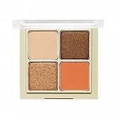 [Etude House] Blend For Eyes #02 (Orange Party)