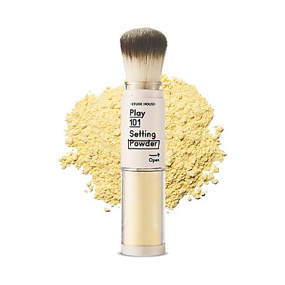 [Etude House] Play 101 Setting Powder #02 (Banana)