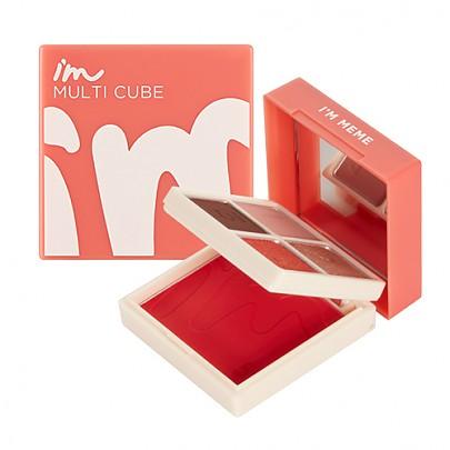 [MEMEBOX] I'M MEME I'M Multi Cube #002 (All About Apple Red)