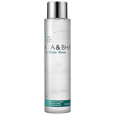 [Mizon] AHA&BHA Daily Clean Toner 150ml