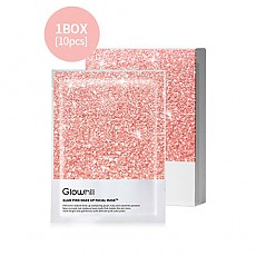 [Glowhill] Glam Pink Make Up Facial mascarilla 10hojas