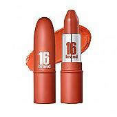 [16 Brand] R U 16 Taste-Chu Pintalabios( Pumpkin)
