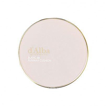 [d'Alba] Blanc de Runway Cushion