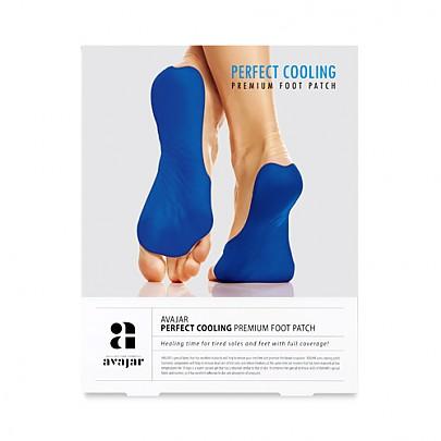 [Avajar] Perfect Cooling Premium Foot Patch 1hoja