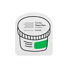 [COSRX] One Step Green Hero Calming Pad (2pcs)