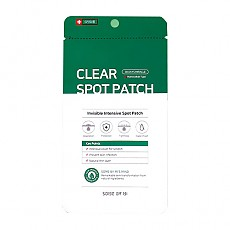 [SOME BY MI] Clear Spot Patch 18hojas (10mmx9ea + 12mmx9ea)