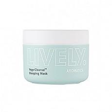[Aromatica] LIVELY Vege Cleanse™ Mascarilla para la noche 100g