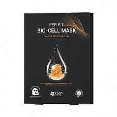 [SNP] Double-Synergy Moisturizing Bio-cell Mascarilla 25ml