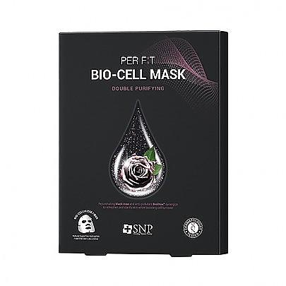 [SNP] Double-Synergy Purifying Bio-cell Mascarilla 25ml