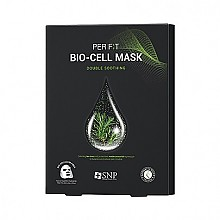 [SNP] Double-Synergy Soothing Bio-cell Mascarilla 25ml