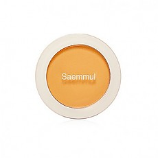 [The saem] Saemmul Single Rubor #YE01 (Honey Yellow)
