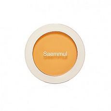 [The saem] Saemmul Single Rubor #YE01 (Honey Yellow)