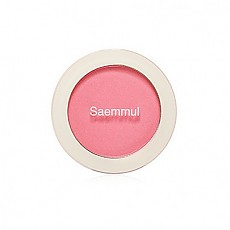 [The saem] Saemmul Single Blusher #PK04 (Rose Ribbon)