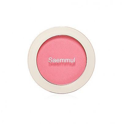 [The saem] Saemmul Single Blusher #PK04 (Rose Ribbon)