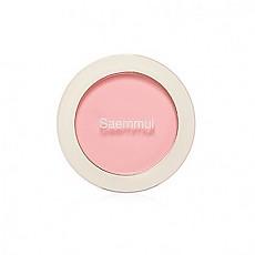 [The saem] Saemmul Single Blusher #PK05 (Yogurt Pink)