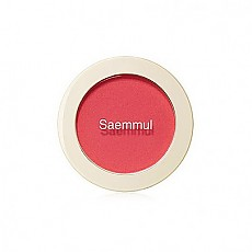 [The saem] Saemmul Single Blusher #PK01 (Bubble Gum Pink)