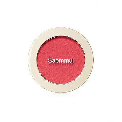 [The saem] Saemmul Single Blusher #PK01 (Bubble Gum Pink)