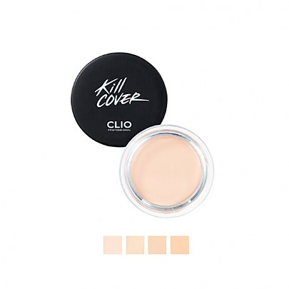 [CLIO] Kill Cover Pot Concealer #04 (Ginger)