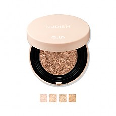 [CLIO] Nudism Velvetwear Cushion Set #004 (Ginger)