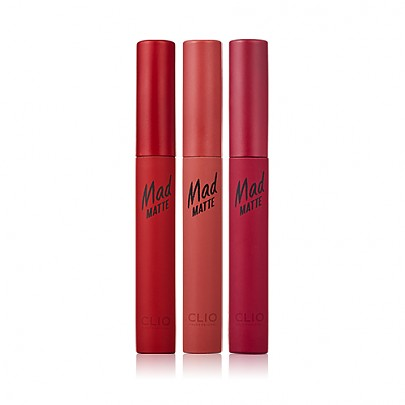 [CLIO] Mad Matte Tint 012 Mauve Over